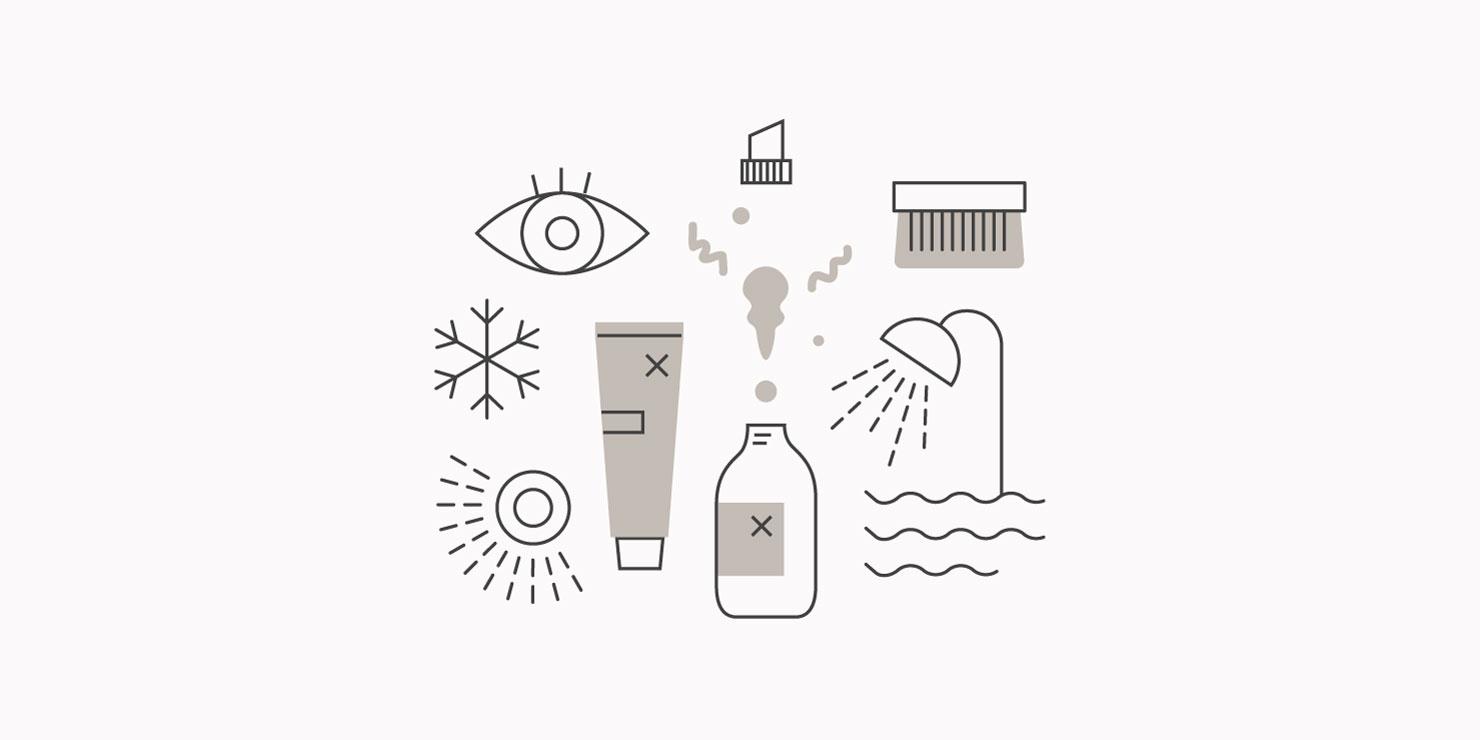 curology - dry skin - skin type